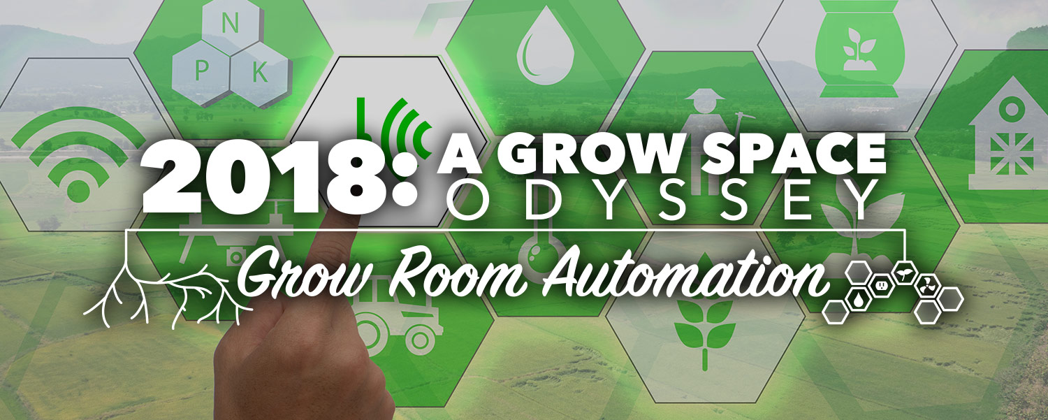 Grow Room Automation
