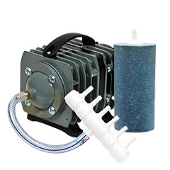 Aeration Pumps & Stones
