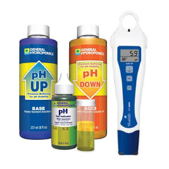 pH Testers & Adjusters
