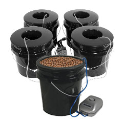 Shop Hydroponic Bucket Systems Product Category