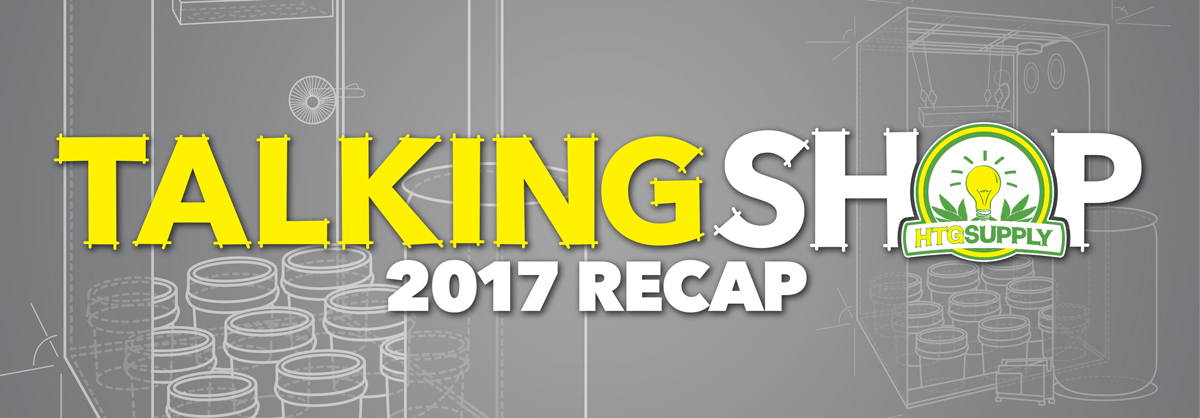 Best of Talking Shop 2017
