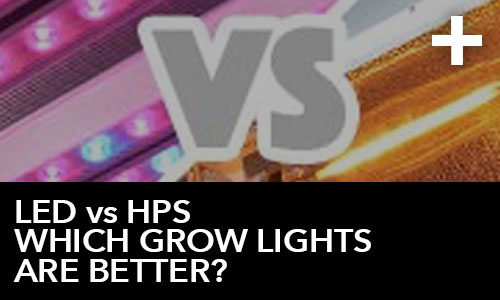 LED vs HPS - Which Grow Lights are Better?