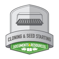 Seed Starting & Cloning Resources