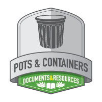 Htg Info Center Documents Resources Pots Containers