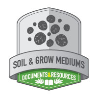 Soil and Grow Mediums Resources