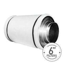 """6"""" Filters"""
