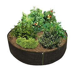 All Fabric Raised Beds