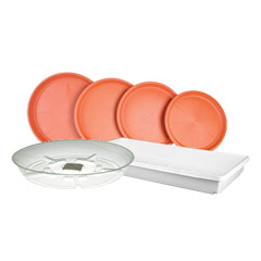 Saucers and Trays
