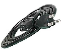 240 Volt Grounded Power Cord, 10 FT.