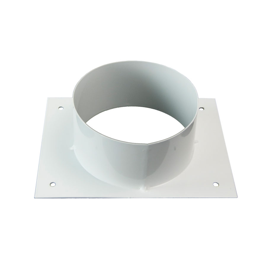 Universal 4 Inch Cooling Flange