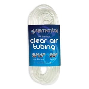 Clear Tubing 20Ft
