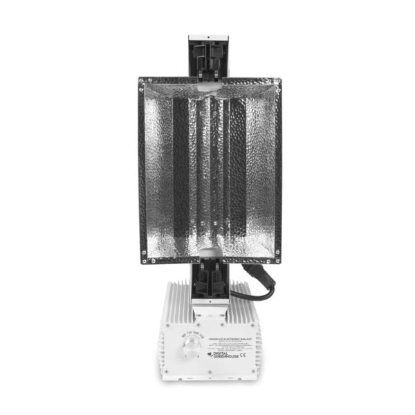 Dg Digital Greenhouse Dimmable 1000W Grow Light Front