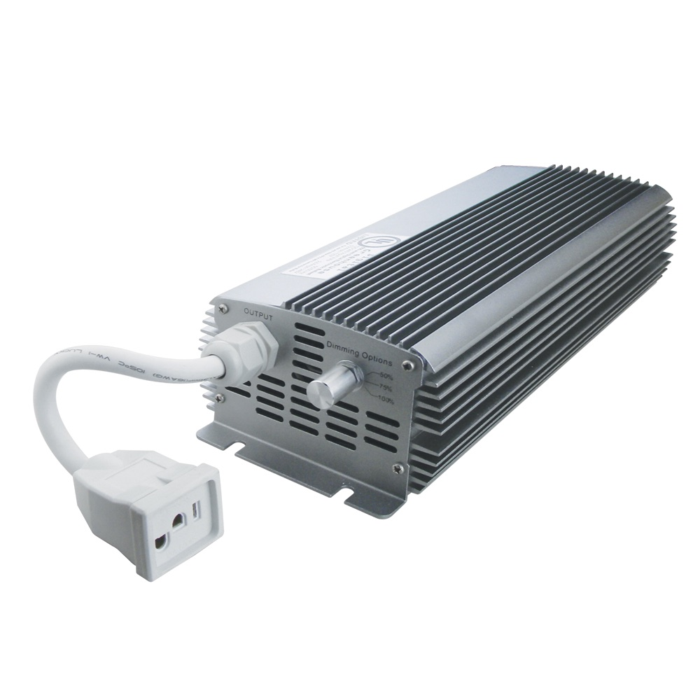 Digital Greenhouse Dimmable  600 Watt Ballast