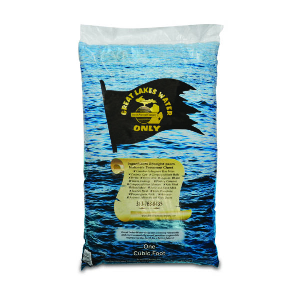 Dnc Detroit Nutrient Company Great Lakes Water Only Soil