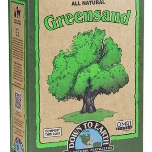 Down To Earth Greensand