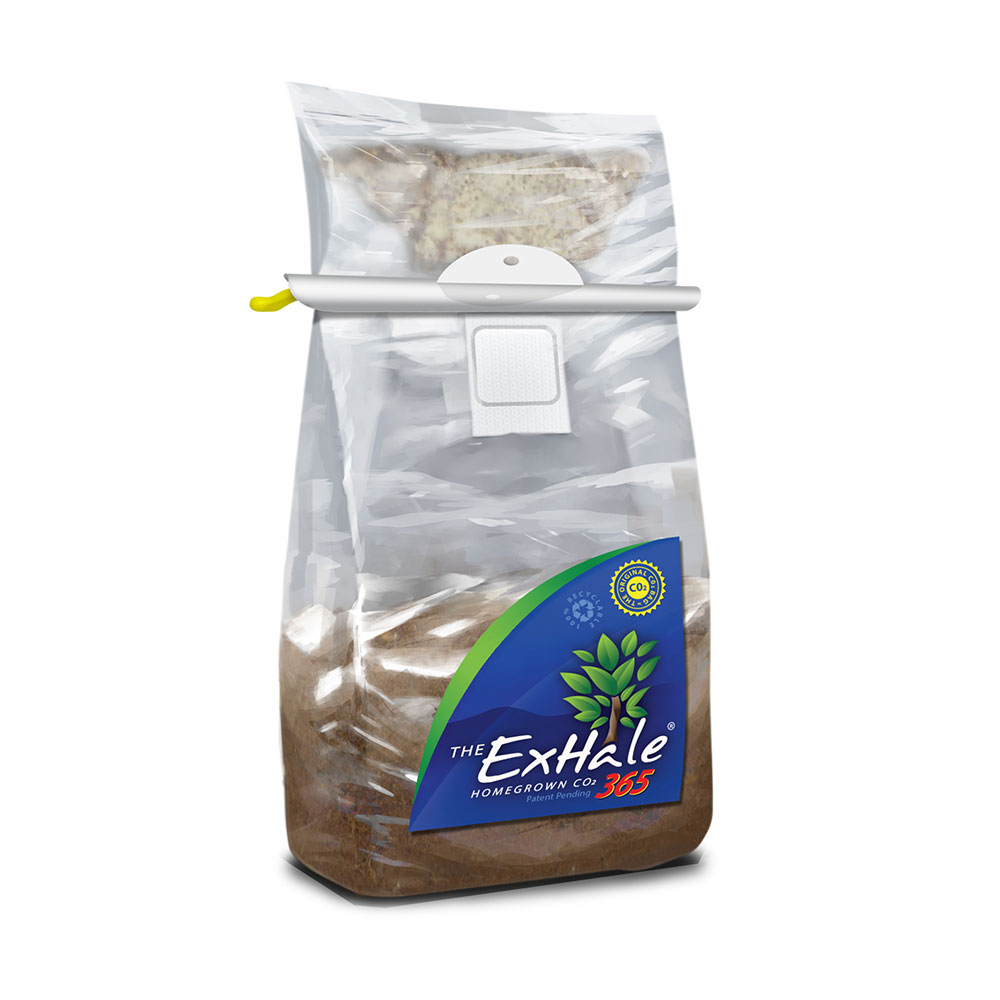 Exhale CO2 Bag for Indoor Gardens