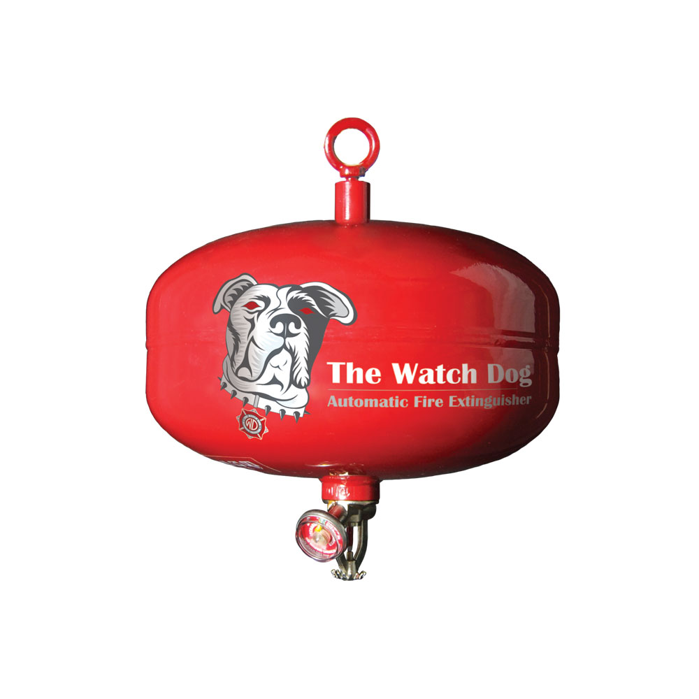 The Watchdog Automatic Fire Extinguisher – 6kg