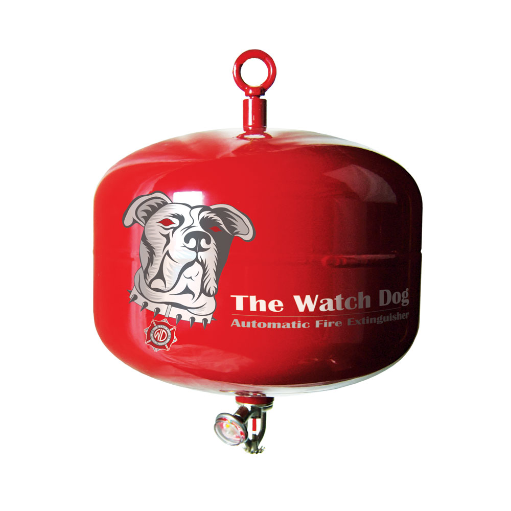 The Watchdog Automatic Fire Extinguisher – 12 kg