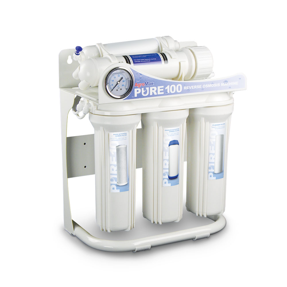 PURE 100 Reverse Osmosis / Deionizer System