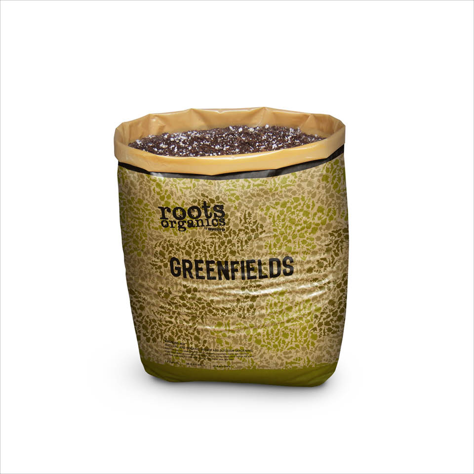Roots Organics Green Fields Soil 1.5 Cubic Feet