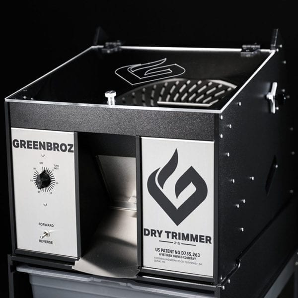 Greenbroz 215 Dry Trimmer Secondary