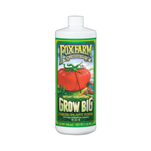 Grow Big Quart