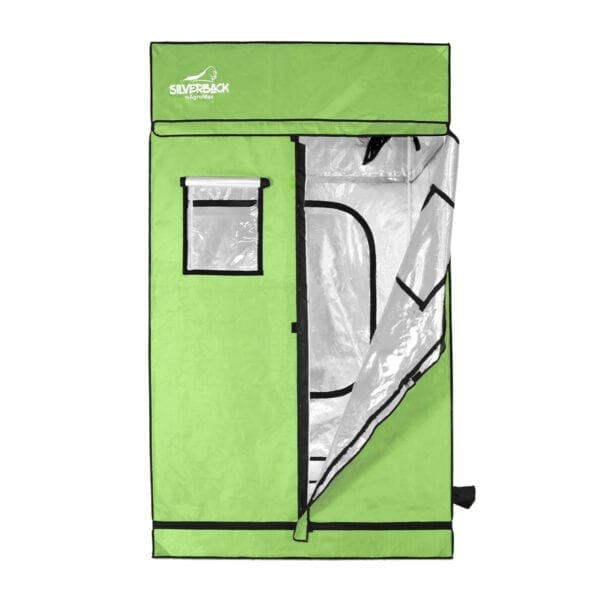 Grow Tent Agromax Silverback Large Level Front Half Zipped
