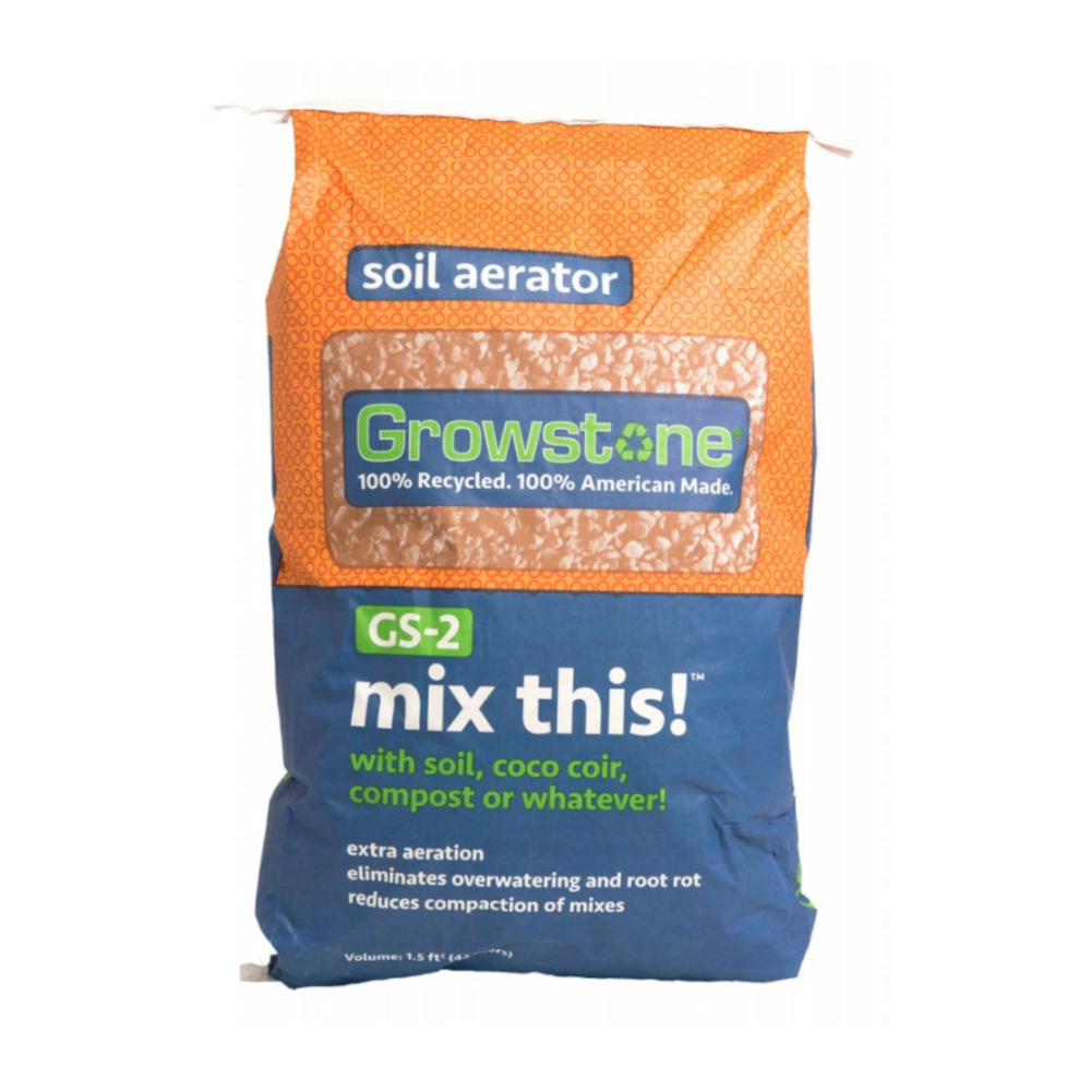 Growstone GS-2 (Mix This!) Soil Aerator 1.5cuft