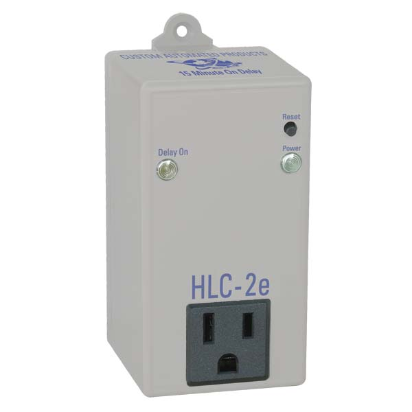 CAP 15 Minute On Delay Timer – HLC-2e