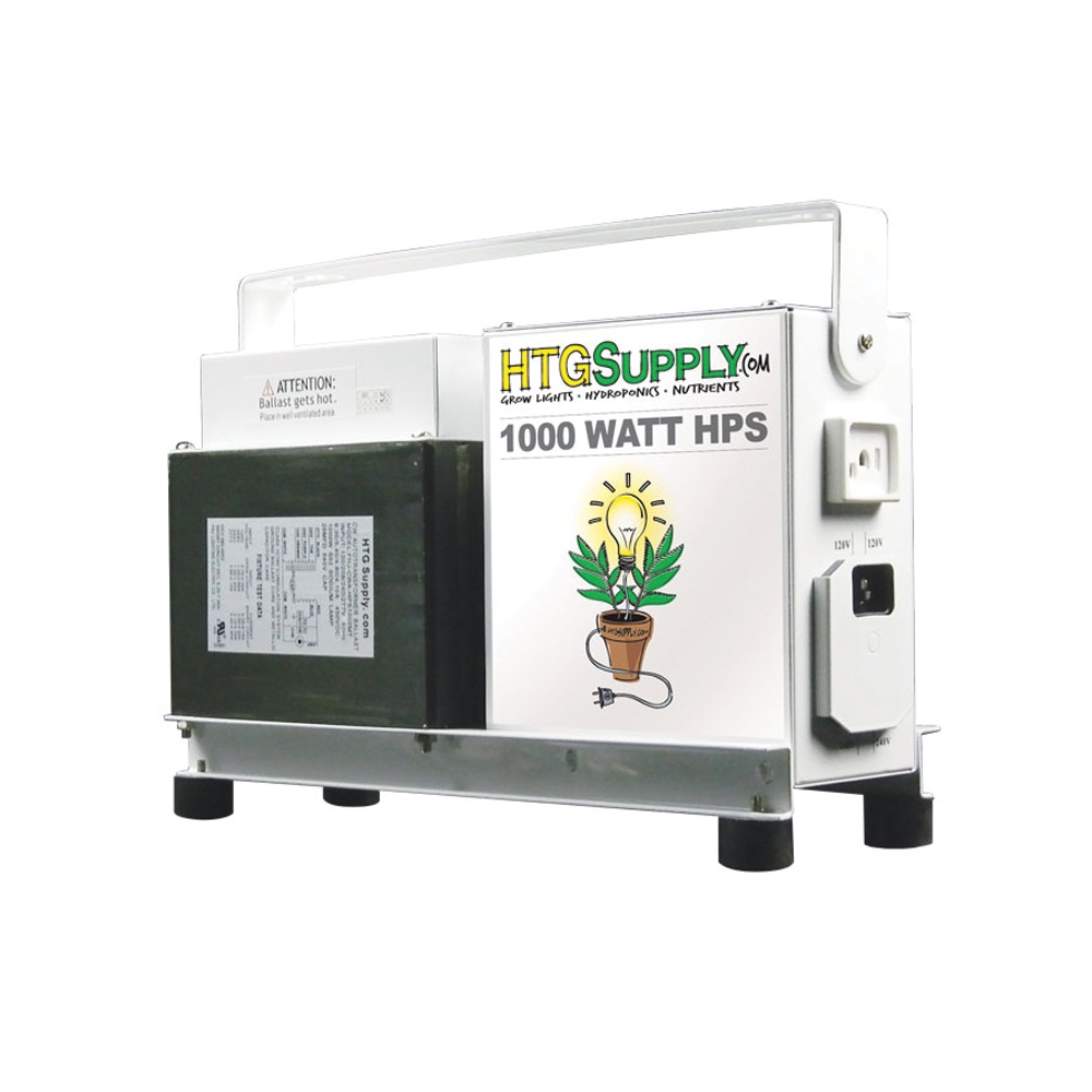 HTG Supply 1000 Watt HPS Ballast