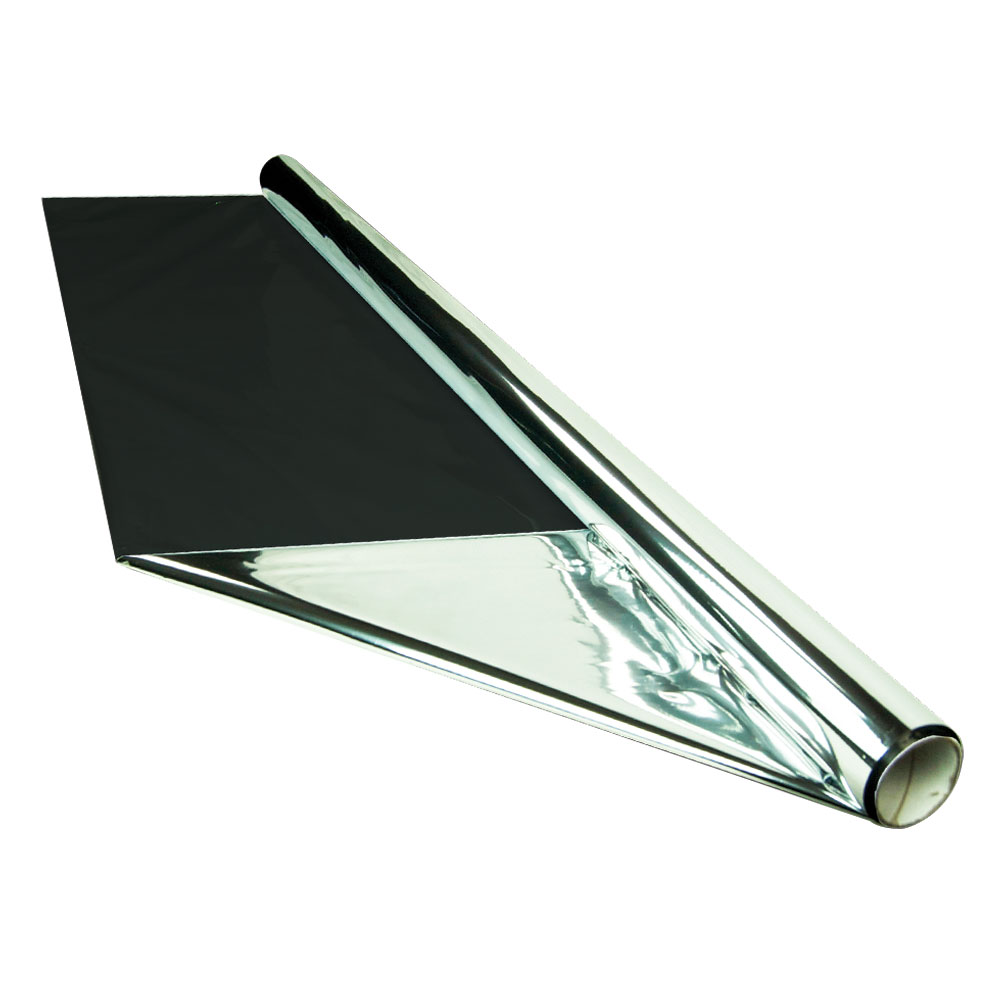 Mylar / Black Poly 6.7 mil