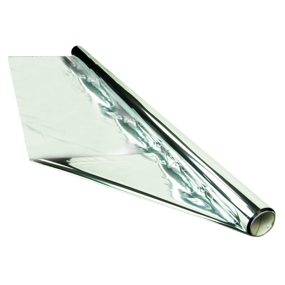 Double-Sided Silver 2 mil Mylar