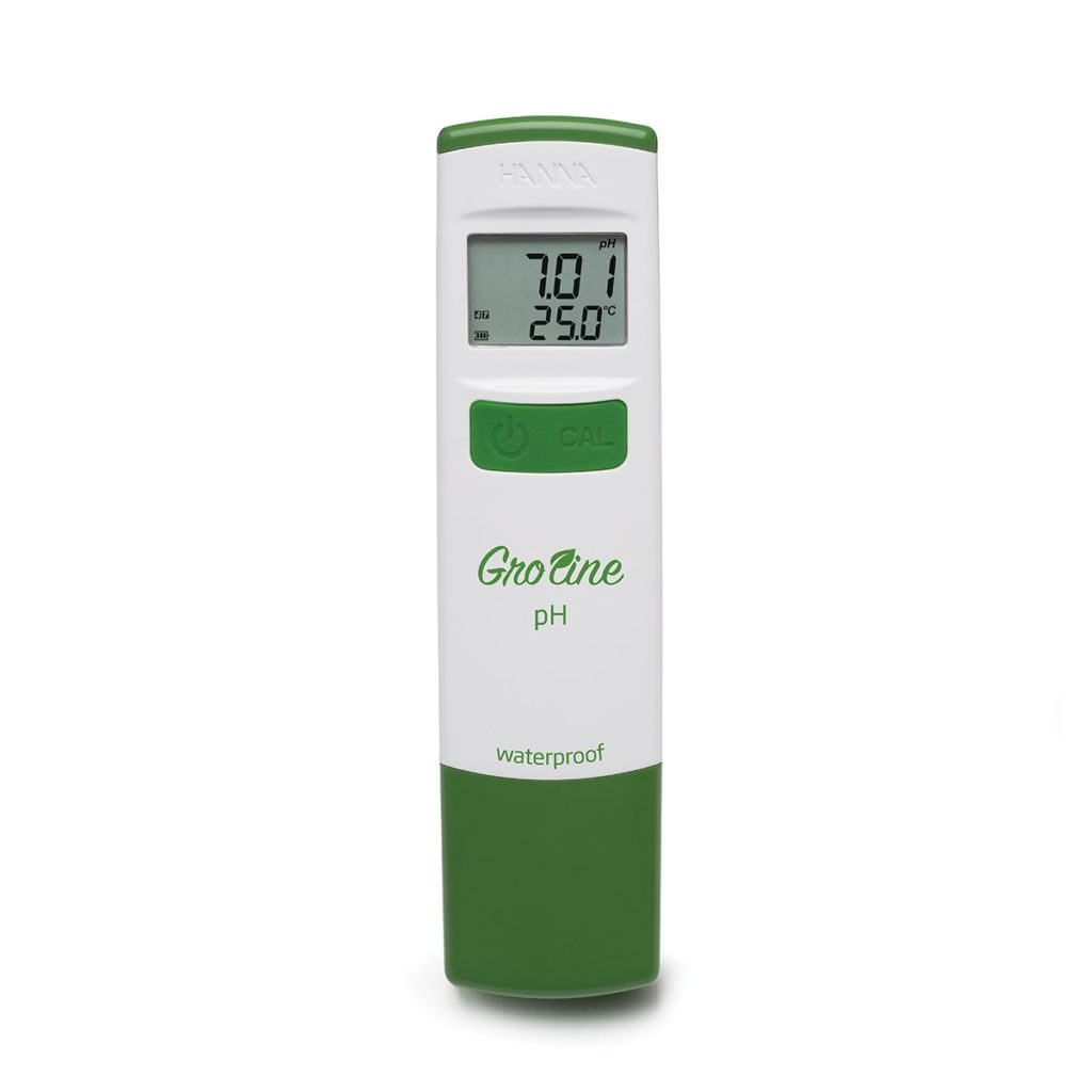 Hanna GroLine Waterproof pH Meter