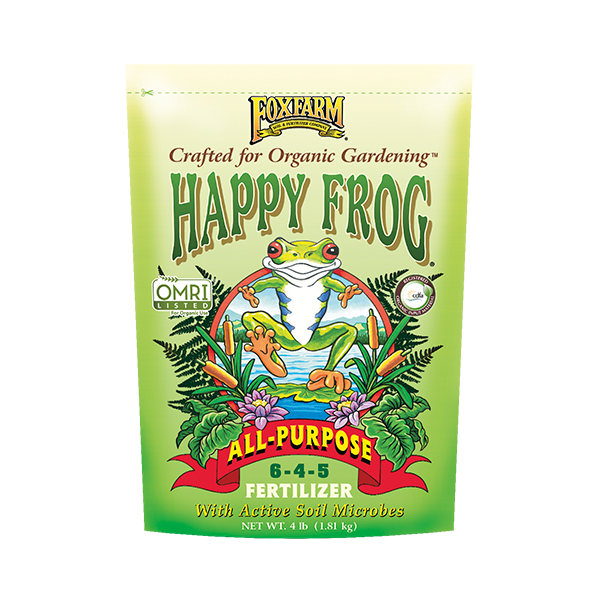 Happy Frog All Purpose 4 Pounds