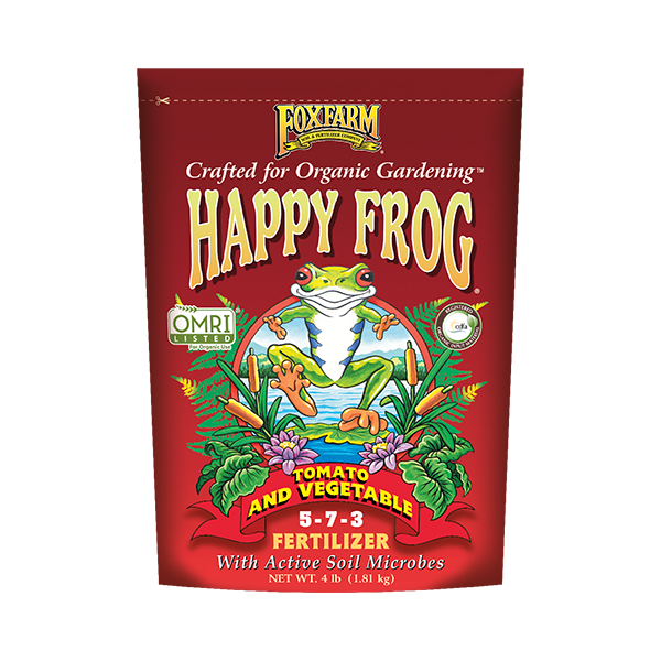 Happy Frog Tomato and Vegetable 4 Pounds