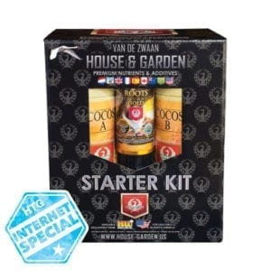 House And Garden Cocos Starter Kit Internet Special Pricing