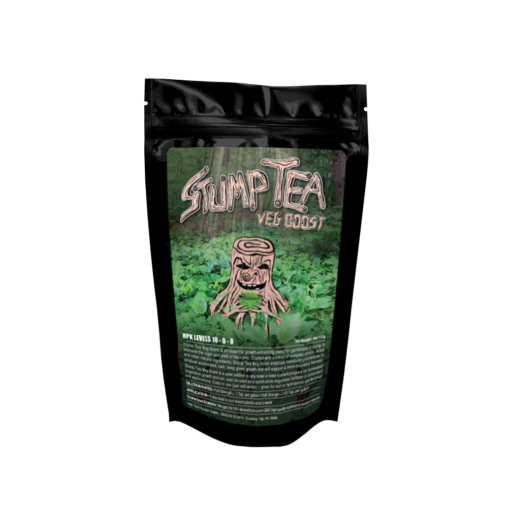 Stump Tea Veg Boost