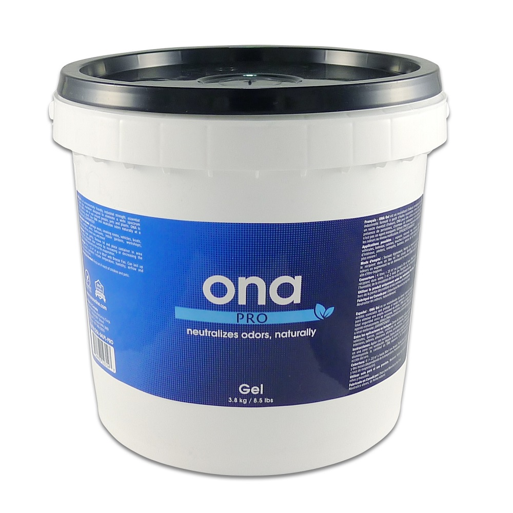 ONA Gel 4 Liter Pail – All Scents