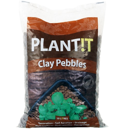 Plant!t Expanded Clay Pellets – 40 L