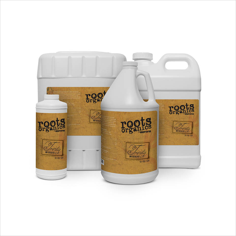 Roots Organics Trinity Carbo Catalyst