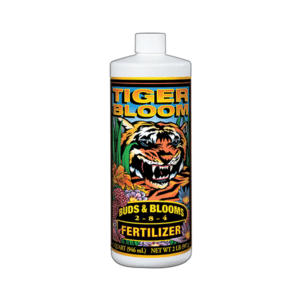 Tiger Bloom Quart