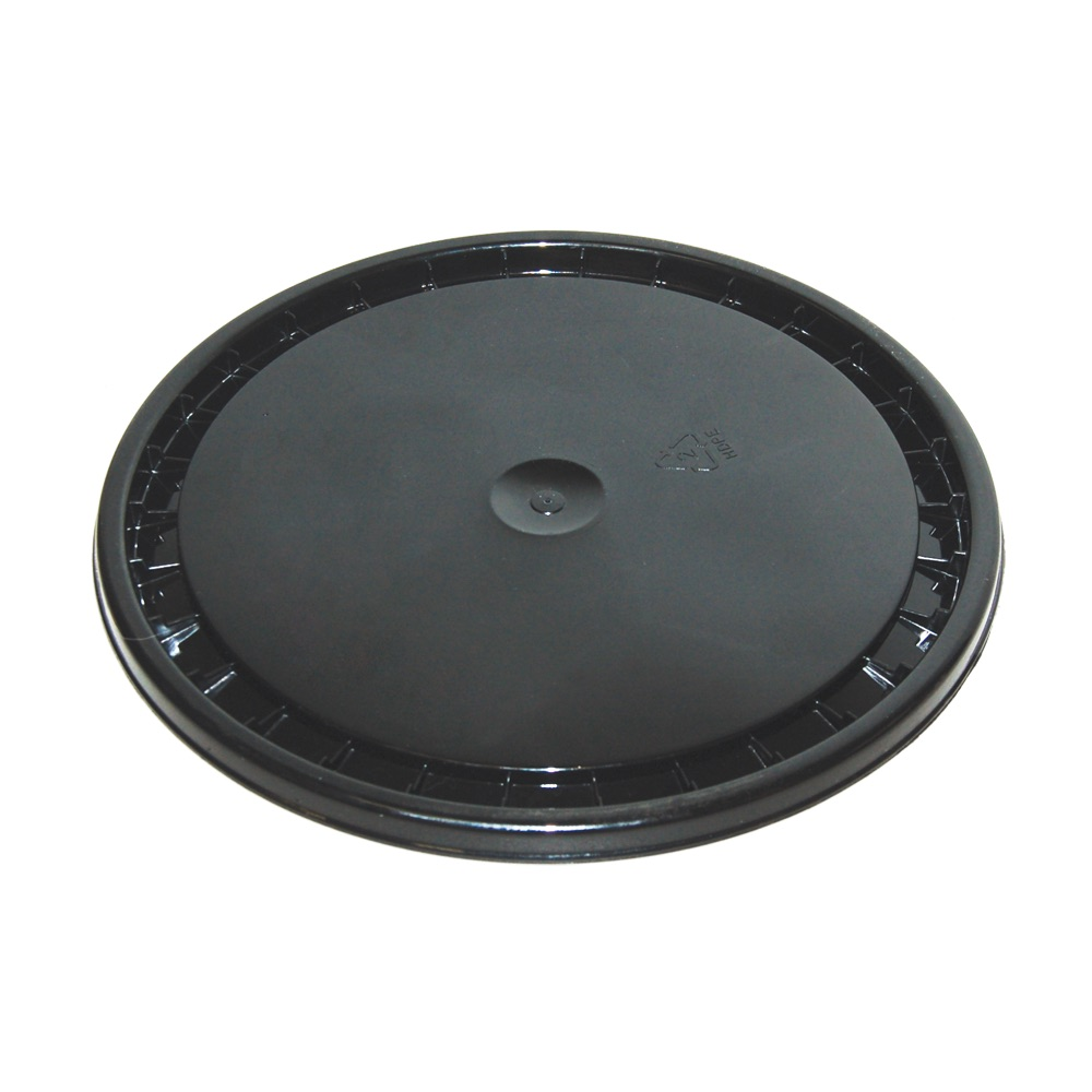 Black Bucket Lid