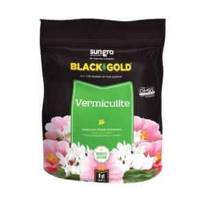 Black Gold Vermiculite 8 Quart Bag