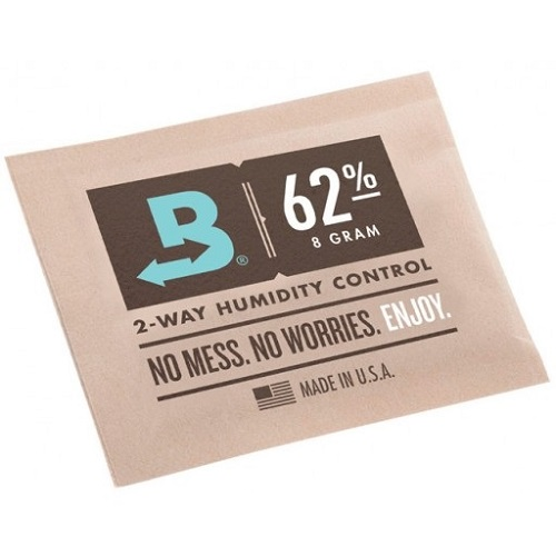 Boveda 62% RH Packs