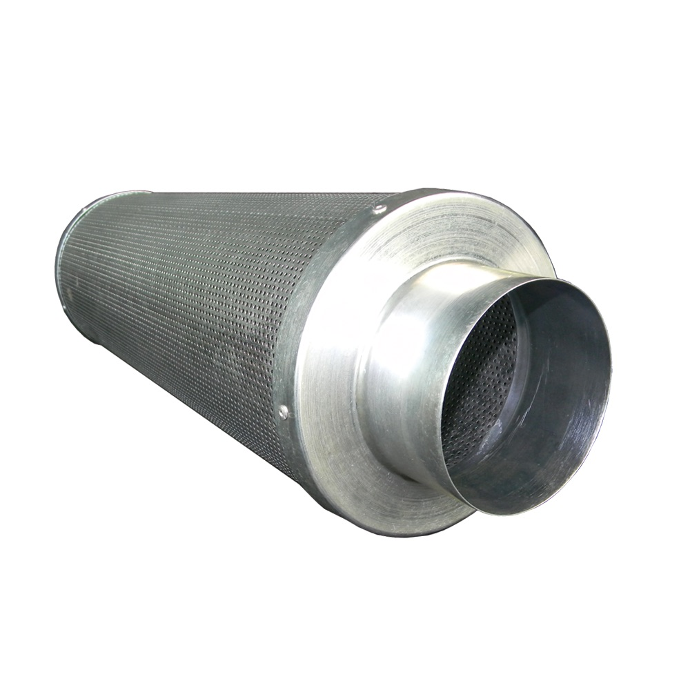 GrowBright 4 Inch Tall Boy Carbon Filter