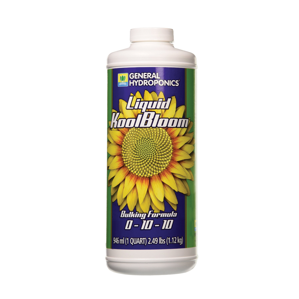 General Hydroponics KoolBloom Liquid
