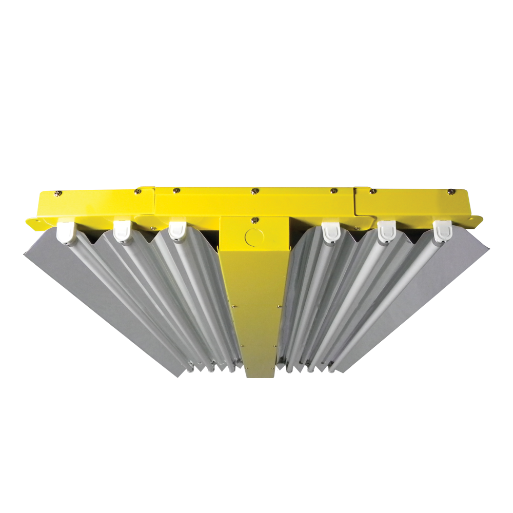 SlimStar 4 Foot 6 Lamp High Output T5 Fluorescent