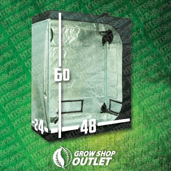 Gso 24X48X60 Grow Tent Dimensions
