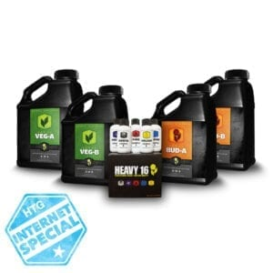 Heavy 16 Veg And Bud 4 Pack Gallon Sale