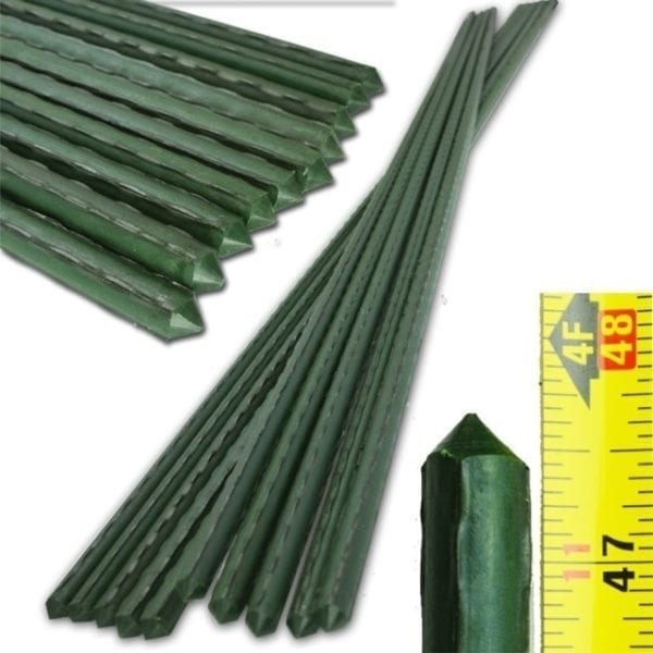 Htg Supply Plant Stakes 4 Foot Optimized